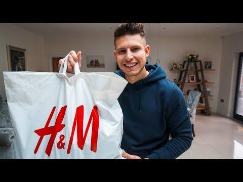 HUGE H&M Summer Fashion Haul For Men 2018 (Part 2)