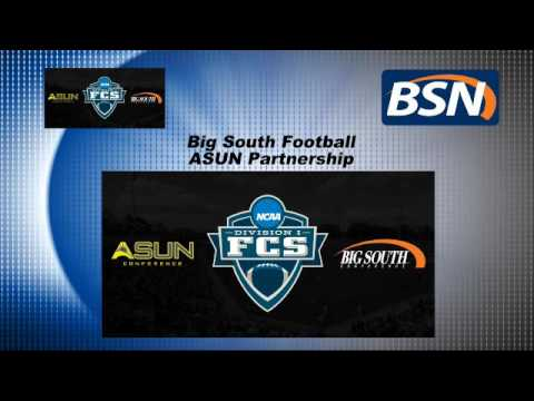 Big South - ASUN Partnership Q&A, Football Teleconference 9/13/16