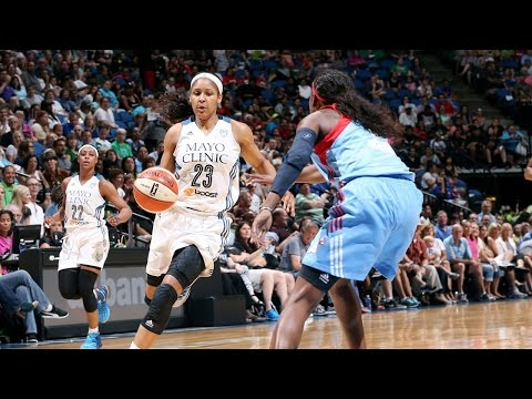 Maya Moore Goes Off For A Career High 48 Points!