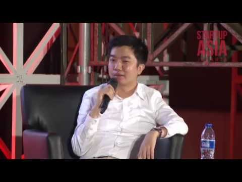 [Startup Asia Jakarta 2014] Fireside Chat: Tokopedia - The Alibaba of Southeast Asia?