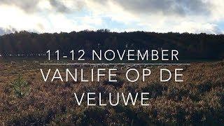 17 11 10 Vanlife  op de Veluwe met Slowly onze VwT3