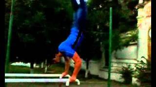 Турник и брусья.Мамедкала-Workout! СМОТРЕТЬ ДО КОНЦА!!! .wmv
