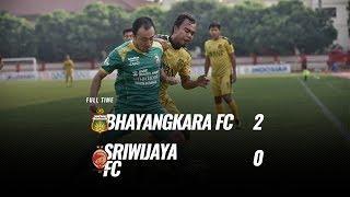 Download Video [Pekan 25] Cuplikan Pertandingan Bhayangkara FC vs Sriwijaya FC, 12 Oktober 2018 MP3 3GP MP4
