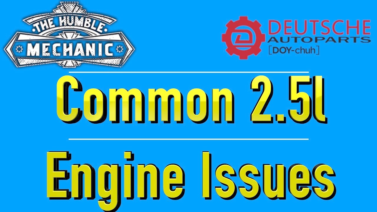 common vw 2.5l jetta problems - youtube  youtube