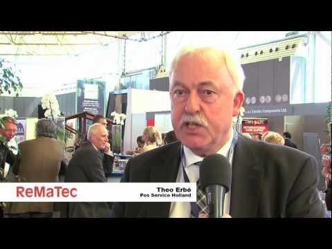 ReMaTec2011  - Theo Erbé (Pos Service Holland)