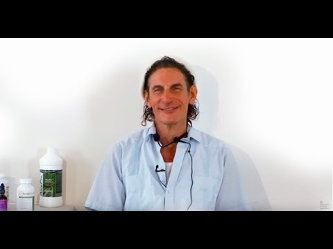 Blue Green Algae AFA (E3Live) - A Powerful Brain Nutrient | Gabriel Cousens MD
