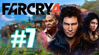 Far Cry 4 - Gameplay Walkthrough Part 7 - Movie Star!? (Xbox 360, PS4, Xbox One, PC)