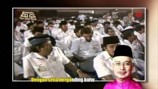 Lagu UMNO 2012 : Bersatu Bersetia Berkhidmat