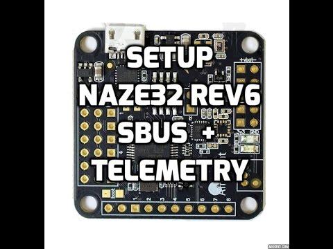 hqdefault setup naze32 sbus telemetry youtube