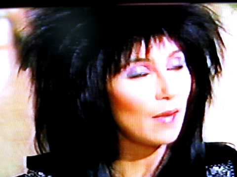 Cher interview 1985 with Barbara Walters. Part  3