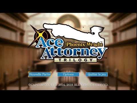 Phoenix Wright - Ace Attorney : Trilogy - Affaire 1 Live 1 |