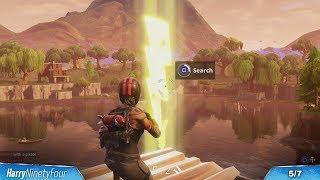 Fortnite Battle Royale - All Floating Lightning Bolts Locations Guide (Season 5 Challenge)