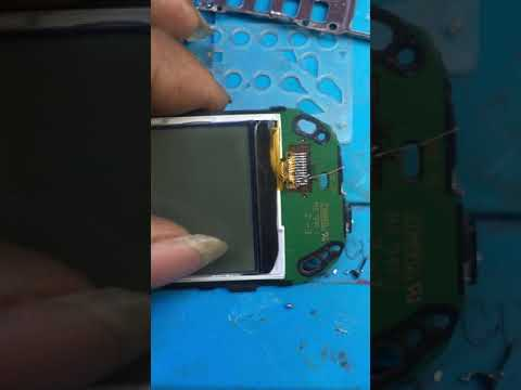 Nokia 1280 Lcd Light Solution After Water Damage1000%