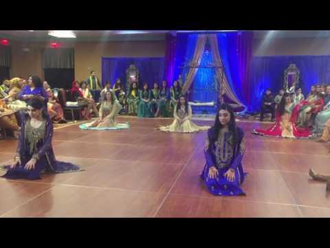 MEHNDI DANCE - 2017