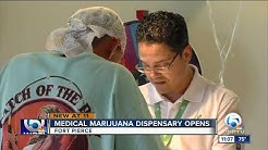Medical marijuana dispensary opens in Fort Pierce