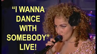 "Soul Band London Live Flo Collective Performs ""I Wanna Dance With Somebody"" by Whitney Houston"