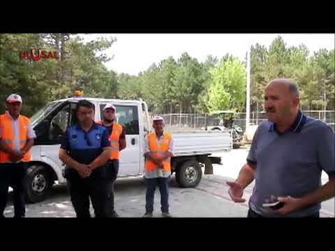 Download Kuyucak'ta yangına önlem temizliği