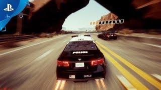 Dangerous Driving | Launch Trailer | PS4