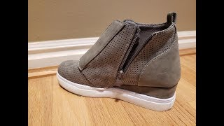 Dearwen Wedge Sneakers- Fashion Product Review