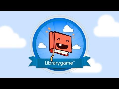 #disruptivebytes: Librarygame