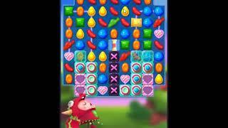 Candy Crush Friends Saga Level 565 - NO BOOSTERS 👩👧👦 | SKILLGAMING ✔️