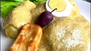 La mejor receta de Ocopa Arequipeña!!!
