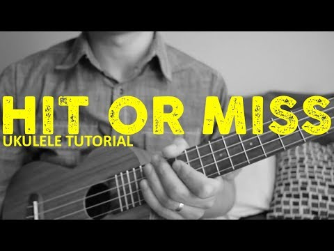 hit-or-miss---tiktok-challenge-(easy-ukulele-tutorial)---chords---how-to-play