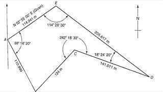 Surveying: Traverse thumbnail