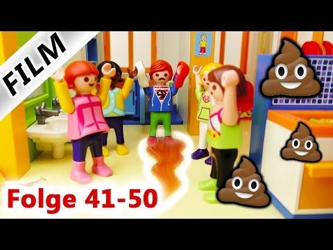 Playmobil Film Deutsch | Folge 41-50 | Kinderserie Familie Vogel | Compilation
