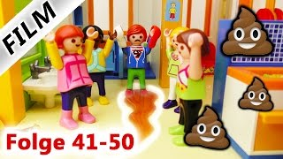 Playmobil Film Deutsch | Folge 41-50 | Kinderserie Familie Vogel | Compilation