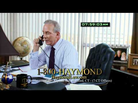 Early Good News: Haymond Law - Personal Injury Law Firm, Hartford, CT