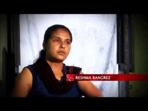 Reshma Rangrez: National Bravery Award 2013
