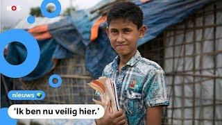 Tomal (14) woont in het grootste vluchtelingenkamp van de wereld