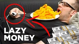 MAKE MONEY IN MINUTES FOR LAZY PEOPLE