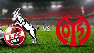 Video Gol Pertandingan FC Koln vs Mainz FC