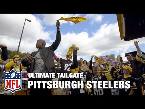 The Tailgating Ambulance? | Ultimate Tailgate: Pittsburgh Steelers | NFL