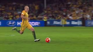 Aaron Mooy World Cup Qualifying goals