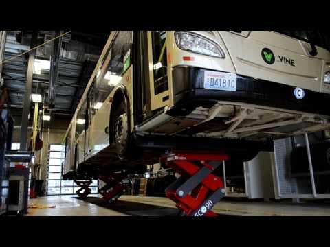 C-TRAN Maintenance Facility