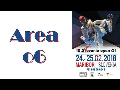 10th Slovenia Open G1 - 2018 - Area 6 - sunday
