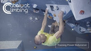 Training Your Power Endurance | Catalyst Climbing Training Ep.3