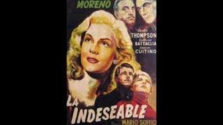 LA INDESEABLE-1951-Zully Moreno