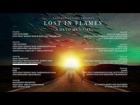 Lost in Flames - Album | A DEYO Musical - Jukebox
