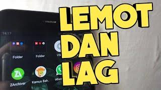 Cara Mengatasi Hp Lemot 100% Work Di semua Hp android Assalaamualaikum warahmatullahi wabarokatuh.. .