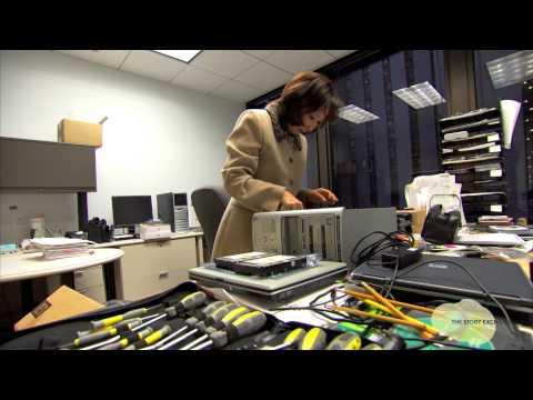 The 'Rain Woman' Behind a Digital Detective Agency : Women Entrepreneurs #28