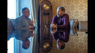Гуляем по Мариинскому дворцу с председателем ЗакСа Александром Бельским.