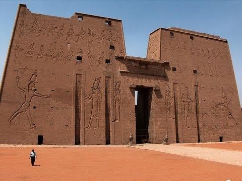 THE AFRICAN ORIGINS OF ARCHITECTURE