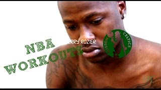 Terry Rozier & Jae Crowder NBA LEVEL WORKOUT -