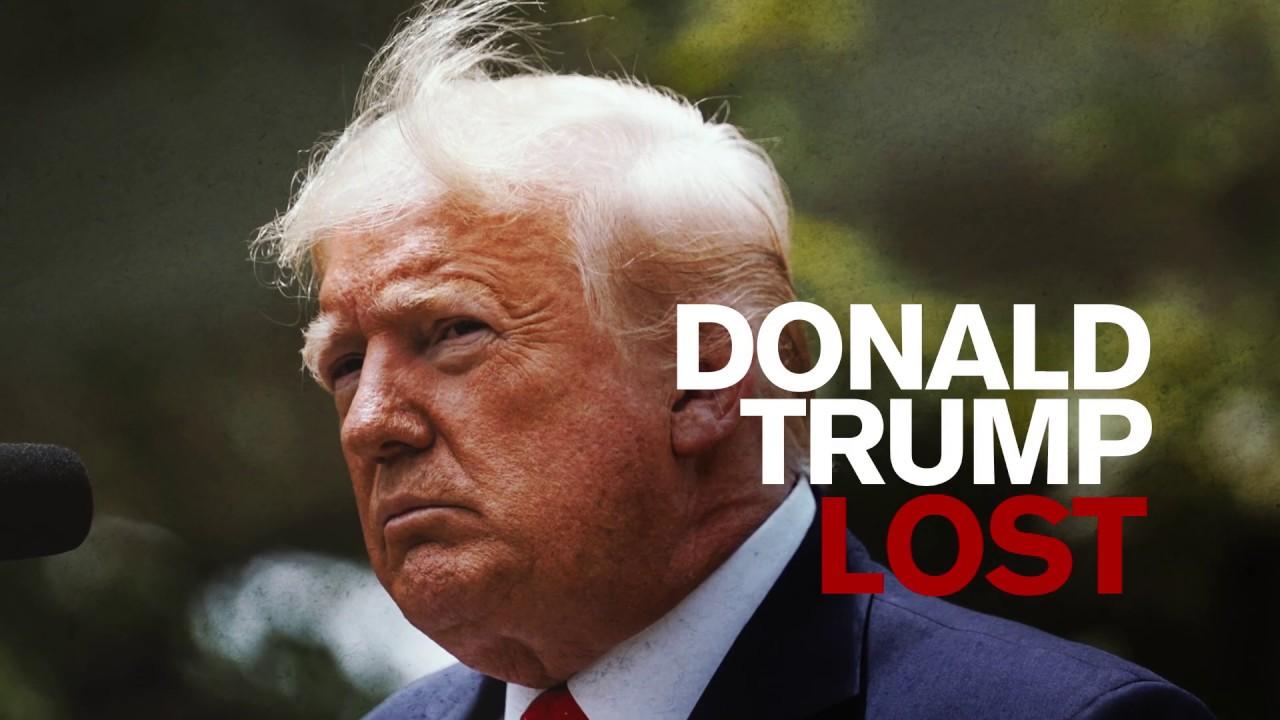 New Biden Ad: Donald's a Loser