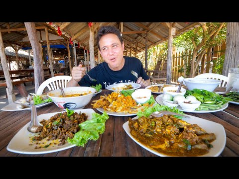 Insane THAI FOOD!! Unbelievable Cooking Skills in Khao Lak, Thailand! 🇹🇭 สุดยอดอาหารใต้