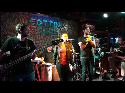 Sonakay en directo en Cotton Club Bilbao